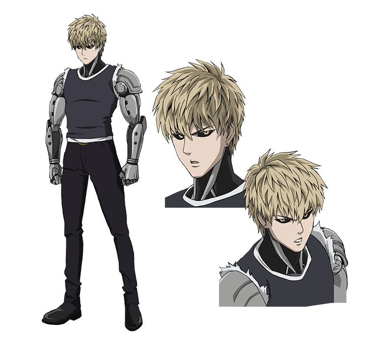 one punch man genos - photo #26