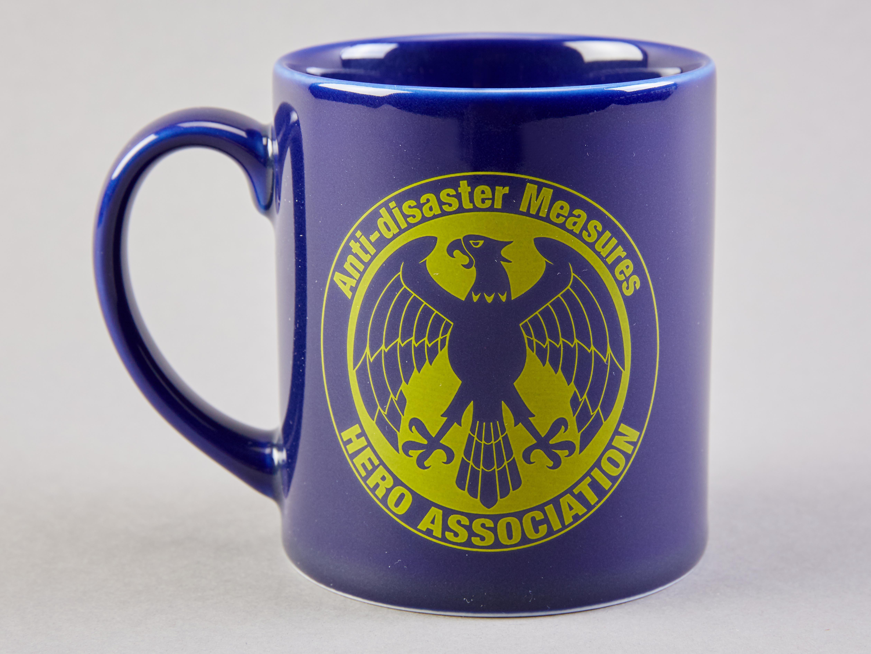 ヒーロー協会マグカップ