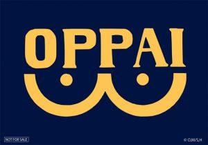 OPPAIステッカー